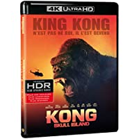 Kong : skull island 4k ultra hd