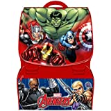 Mochila escolar infantil extensible Avengers Marvel