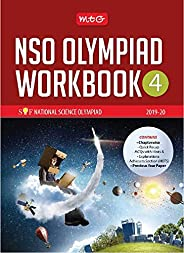 National Science Olympiad Workbook - Class 4 (2019-20) (Old Edition)