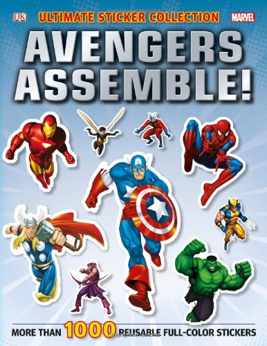 Avengers Assemble! (Ultimate Sticker Collections)