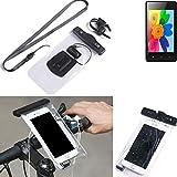 K-S-Trade® for Hisense HS-U610 Bicycle Bracket Mobile