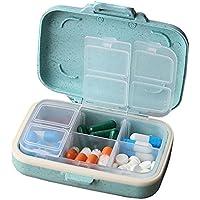 Pille-Kasten / Kasten-tragbarer Reisemedizin-Organisator für Medikation und Vitamin, großes Fach #43 preisvergleich bei billige-tabletten.eu