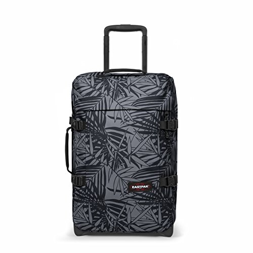 Eastpak Tranverz S Valise, 51 cm, 42 L, Noir (Leaves Black)