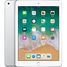 Apple iPad 9,7 (2018) 128GB WiFi Plata MR7K2TY/A