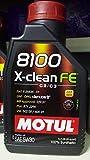 Motul MOTUL-104775 X-Clean FE 5W30 Vollsynthetisches Motorenöl 1Liter