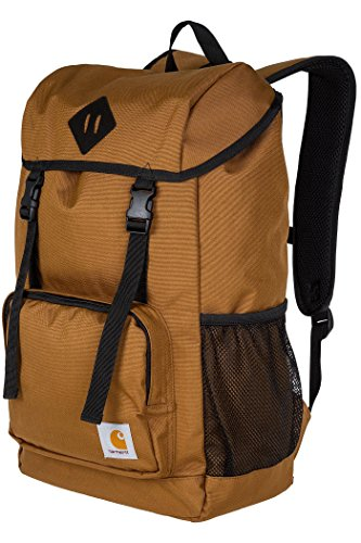 Carhartt Gard Backpack - Mochila para hombre, talla UNICA, color HAMILTON BROWN
