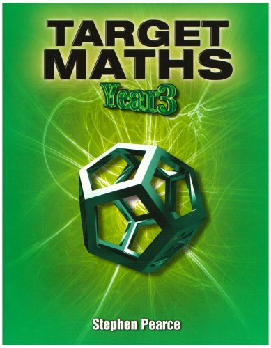 Target Maths: Year 3: Written by Stephen Pearce, 2002 Edition, Publisher: Elmwood Press [Paperback]