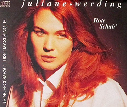 Rote Schuh' (3 tracks, 1991) (Track-schuh)