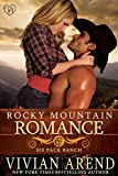 Front cover for the book Rocky Mountain Romance by Vivian Arend