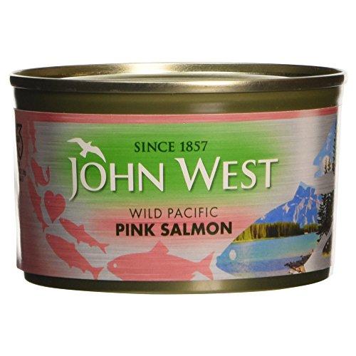 John Ouest Sauvage Rose Saumon (213G)