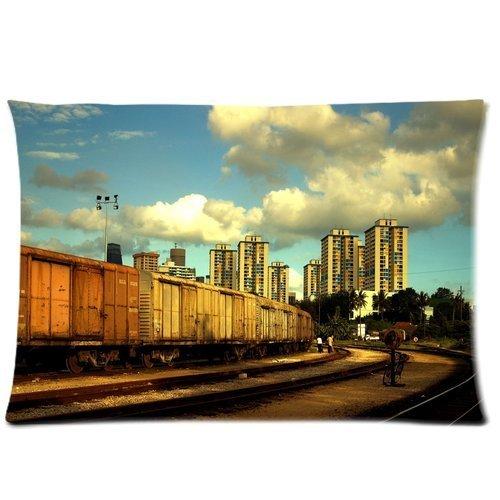 custom-pillowcase-diy-fashion-classic-pop-town-railway-suburban-houses-pillowcases-pillowslips-roomy
