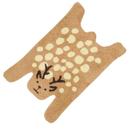zakkauk Safari Animal Mini tappetino-renna dal Giappone