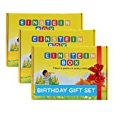 #10: Birthday Gift Set for 2 Year Old Boys & Girls (3 Box Set)