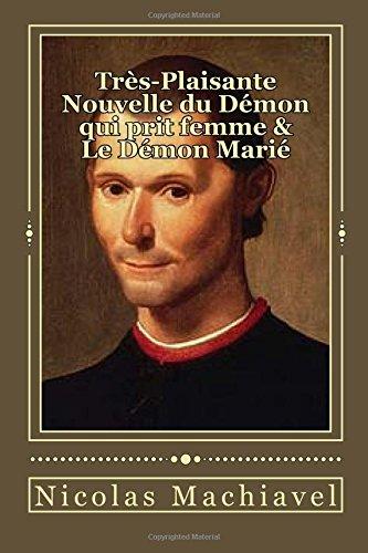 Très-Plaisante Nouvelle du Démon qui prit femme & Le Démon Marié
