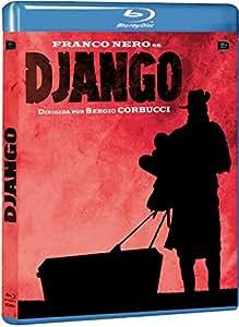 Franco Nero es - Django (Blu-ray) - Sergio Corbucci.