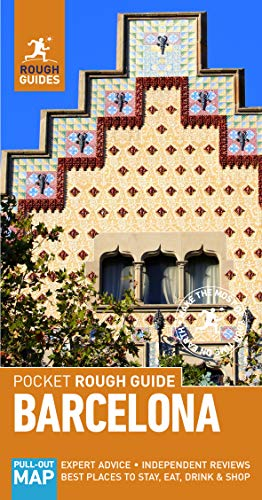 Pocket Rough Guide Barcelona (Rough Guide Pocket)