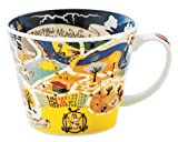 MOOMIN Moomin New Bonn tasse de soupe carte MM322-36 (japan import)