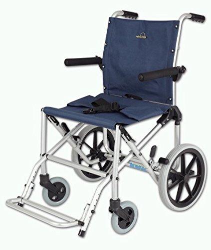 Rehastage Lightweight, Portable & Maneuverable German Wheel Chair