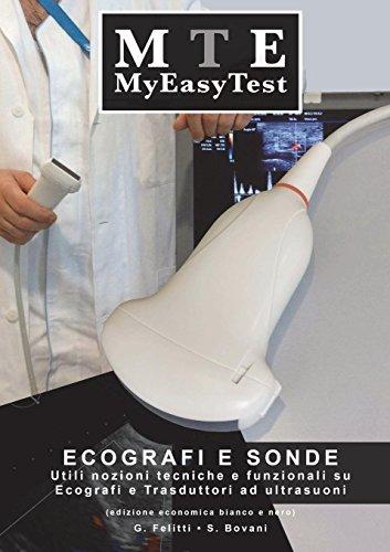 Ecografi e Sonde - MyEasyTest (edizione economica) -