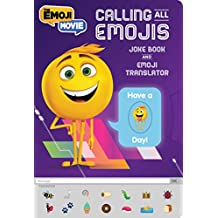 Calling All Emojis: Joke Book and Emoji Translator (The Emoji Movie)