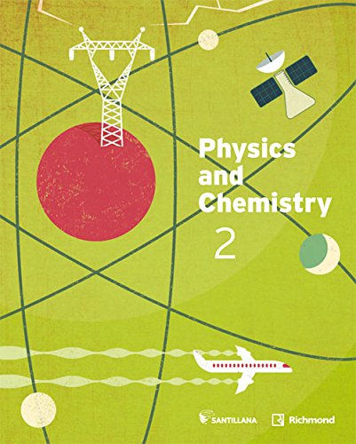 Physics and chemistry 2ESO std book