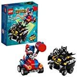 LEGO Super Heroes - Mighty Micros: Batman vs. Harley Quinn, única (76092)