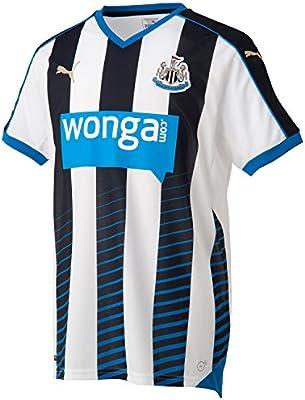 Puma Newcastle Home - Camiseta de equipación de fútbol para hombre