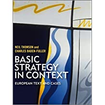 Basic Strategy in Context: European Text and Cases