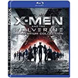 X-Men and the Wolverine: Adamantium 6 Movies Collection - X-Men + X-Men United + The Last Stand + X-Men Origins: Wolverine + The Wolverine