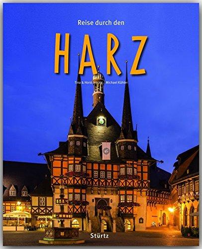 Reise durch den HARZ – Ein Bildband mit 190 Bildern auf 140 Seiten – STÜRTZ Verlag