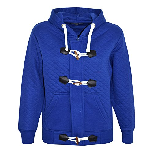 A2Z 4 Kids® Girls Boys Duffel Hoodie Kids Quilted Fleece Hooded Jacket New Age 7 8 9 10 11 12 13 Years