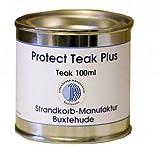 Protect UV Plus Teak Pflegeöl 100 ml- Strandkorb - Zubehör