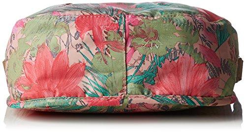 Oilily Ff M Shoulder Bag Schultertaschen Pink (Melon 107)