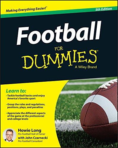 Football For Dummies (English Edition) por Howie Long