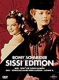 Romy Schneider: Sissi Edition ( Sissi / Sissi-Die junge Kaiserin / Schicksalsjahre einer Kaiserin / Ludwig II ) [5 DVDs] -