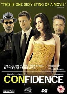 Confidence [Region 2] by Edward Burns