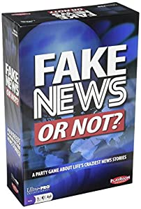 Play Room Entretenimiento ple66800-Fake News or Not?