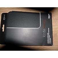 "Kindle Fire HD 7"" Leather Case - Color: Black"