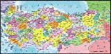 Anatolian/Perre Group PER.18756 - Puzzle - Political Map of Turkey, 1500-Teilig