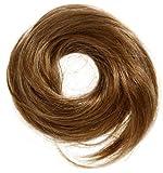 Love Hair Extensions–Twister–Elastici per capelli colore 10medio marrone cenere, confezione da 1(1x 1pezzo)