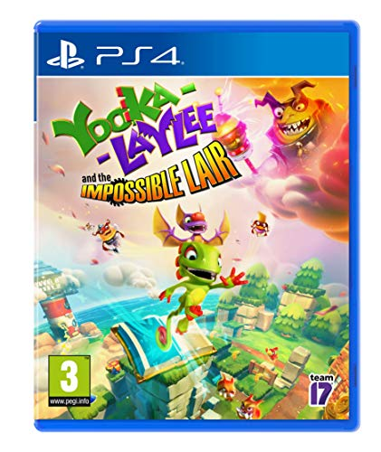 Yooka-Laylee and The Impossible Lair (PS4) Best Price and Cheapest