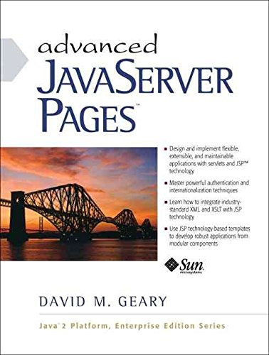[(Javaserver Pages and Servlets)] [By (author) David Geary] published on (May, 2001)