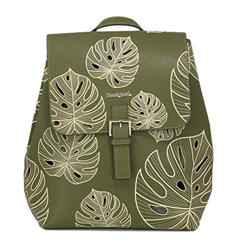 79eab3e685 Zaino Desigual Ladies Bols Attalea Toronto 18saxpf9 Verde. borse da donna