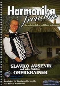 Avsenik - Harmonikafreuden - Steirische Harmonika Noten [Musiknoten]