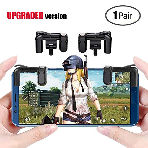 Higadget PUBG Gaming Joystick for Mobile ● Trigger for Mobile Controller ● Fire Button Assist Tool