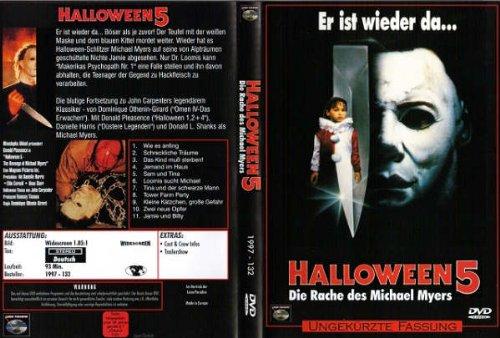 (Michael Myers Halloween 5)