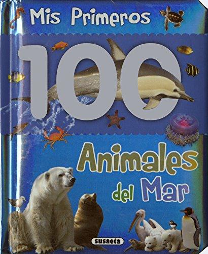 Animales del mar (Col. Mis primeros 100 animales) por Equipo Susaeta