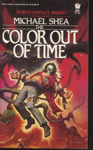 The Color Out of Time por Michael Shea
