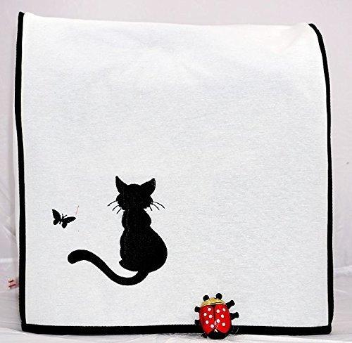 Abdeckhaube, Kitchenaid, Mod. Eine Katze, Classic und Artisan, Schutzhaube, Abdeckung, Cover, Hussse
