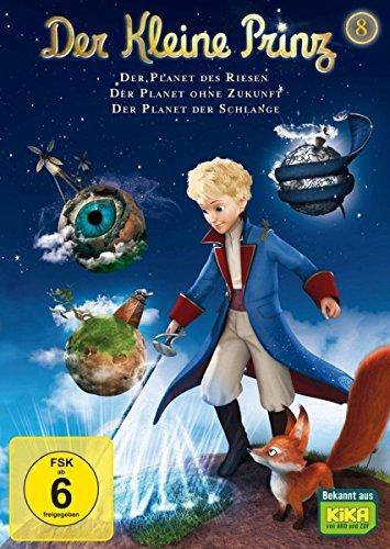 Vol. 8: Der Planet der Riesen / Der Planet ohne Zukunft / Der Planet der Schlange